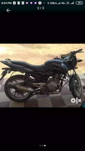 Pulsar 150 cc DTSI model jaldi bechna hai