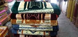 Premium quality prayer rugs. Shipping charges included.