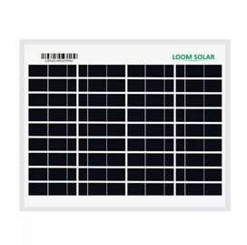 Solar Panel 10 Watt - 12 Volt for Mobile Charging