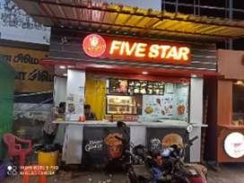 Five star restaurant for sales
