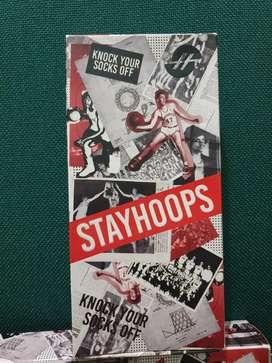 Kaos kaki STAYHOOPS x Deadpool (limited edition)