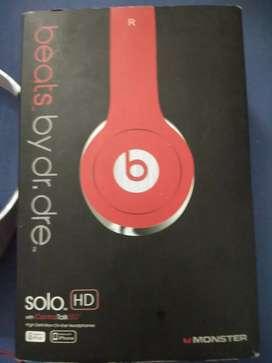 Solo HD earphones