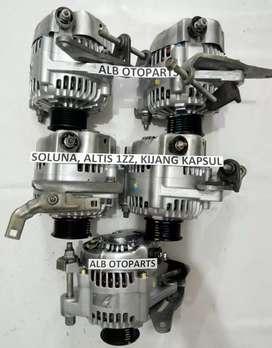 Alternator Modifikasi Toyota Soluna, Altis Gen 1 & Kijang Kapsul