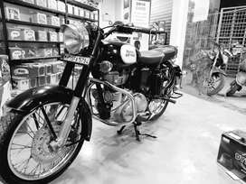 Royal Enfield classic 350 single owner 2015
