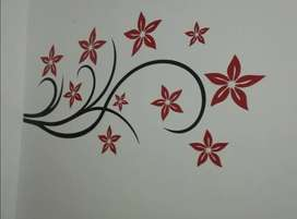 Wall designing business for sale..
