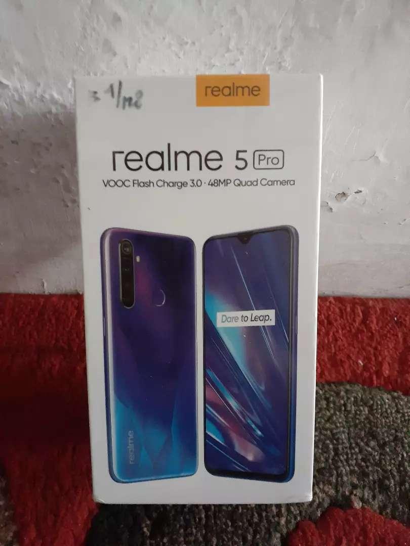 Realme 5 pro 4/128 New  MURAH 0
