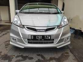 Honda Jazz 1.5L S Matic 2012 Silver Mobil Rawatan