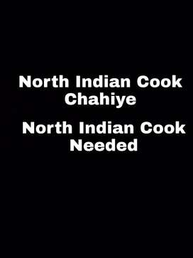 North indian Cook needed