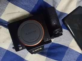 Sony A7S2 4k Mirrorless camera