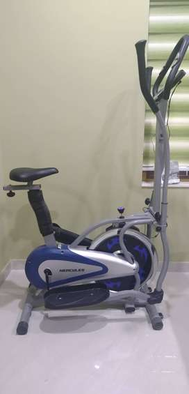 Exercise Cycle (Exercise Bike - Fitness)