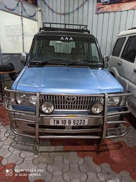 Toyota Qualis FS B1, 2000, Diesel