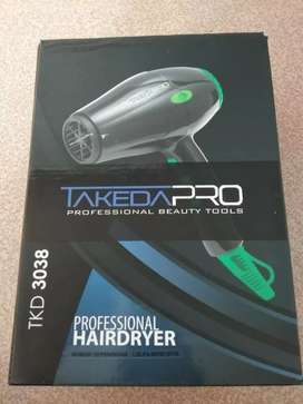 hairdryer Takeda profersional