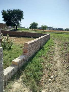 Ghani goth by paas ka samny 5 marla plot for sale