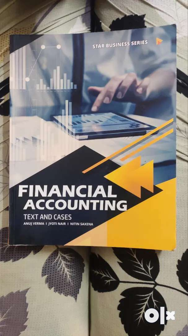 Financial Accounting, Corporate Finance and accounting for Management