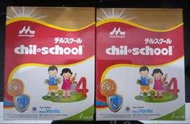 Morinaga Chil School Gold Vanila