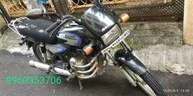 Hero honda splender - good condition- urgent sale