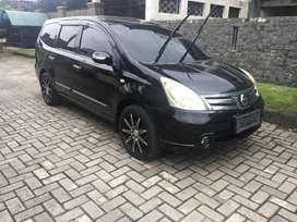 Jual : Nissan Grand Livina Ultimate, Automatic, Hitam, Des 11 Medan