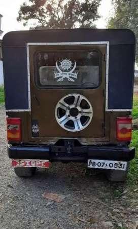 Mahindra Jeep 1990 Diesel 89999 Km Driven