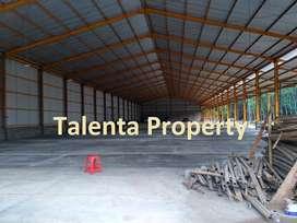 Gudang untuk pabrik, Jl Pantura Weleri Kendal, 23000/6000,