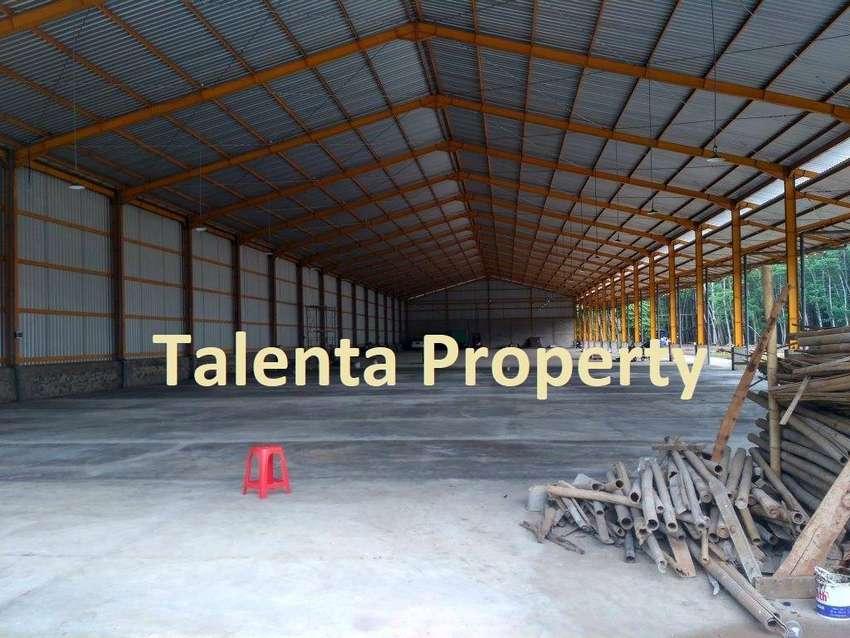 Gudang untuk pabrik, Jl Pantura Weleri Kendal, 23000/6000, 0