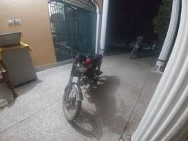 Ok condition motercycle for sale