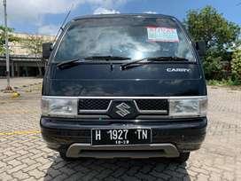 DP 15 JUTA! Suzuki Carry Pickup 1.5 M/T 2018 Hitam Tangguh Istimewa