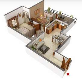 2 BHK (Ready To Move) Flat for Rent in Zara Awas, Sector 104, Gurgaon
