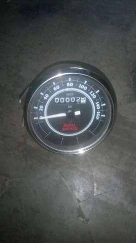 royal Enfield speedometer