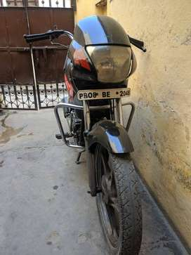 Hero Honda Passion Plus 2008 model Urgent sale