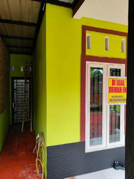 Jual rumah Padang Maninjau kampung pajak