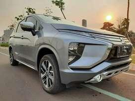 Mitsubishi Xpander Ultimate AT 2018 km27rb full orisinil
