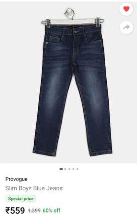 Boys jeans brand new