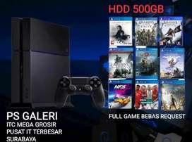 PS4 HDD 500GB FULL GAME HARGA GROSIR