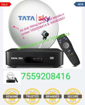 All dish sales& fitting& Relocation karun milel