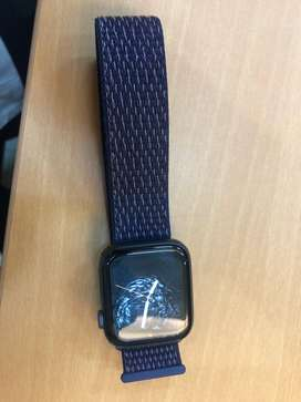 Apple watch 4 Grey 44mm