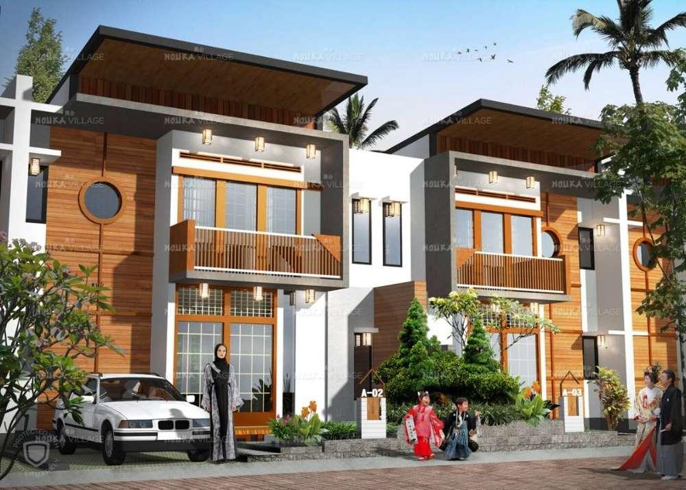 perumahan exclusive dan elite investasi terbaik area bandung