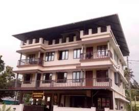 2 BHK FURNISHED FLAT FOR RENT IN NETTOR, MARAD, NR LE MERIDIAN HOTEL.