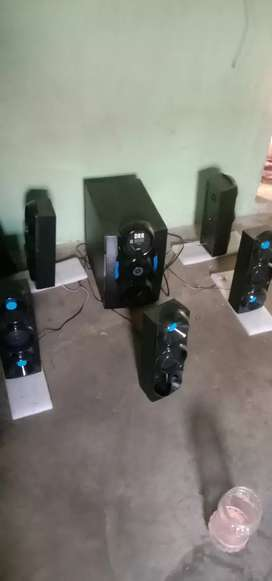 DRR music system with Bluetooth and usb high Bass souraunding system