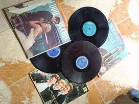 3 vinyl piringan hitam