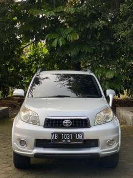Toyota Rush G 2013 Manual Istimewa