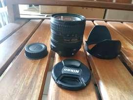 Lensa nikon. Nikkor 24-85mm G. ED. VR