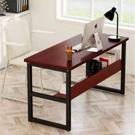 study desk with bookshelf will fit perfectly in your home office