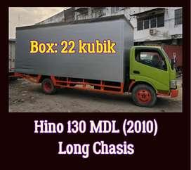 (Long Chasis) Hino Dutro 130 MD