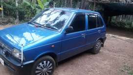 Maruti Suzuki 800 2005 Petrol Good Condition