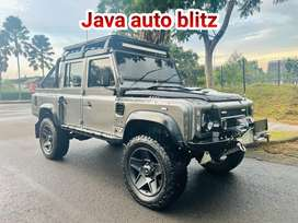 land rover defender 110 double cab