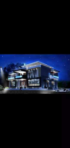 Planing,Vastu, interior & Exterior Designs Available