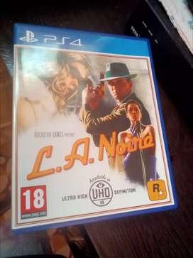 L.A . Noire