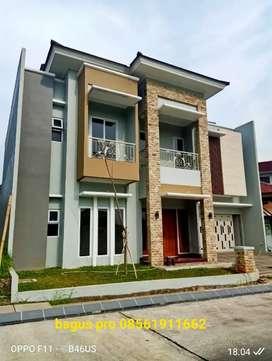 Miliki rumah mewah, Jakarta timur, Callista Prima Residence,kolam R
