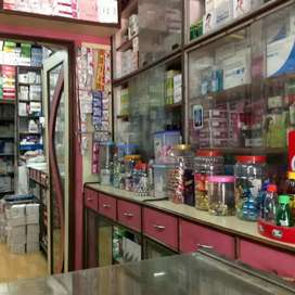 Prime location main road shop for sale at guruwar peth pune