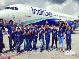 Indigo Airlines Hiring For Ground Staff CSA Retail